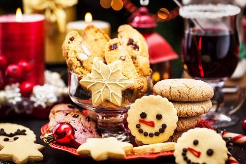 biscuits de fêtes